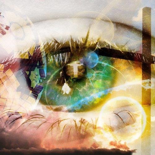 Spiritual Eyes to See